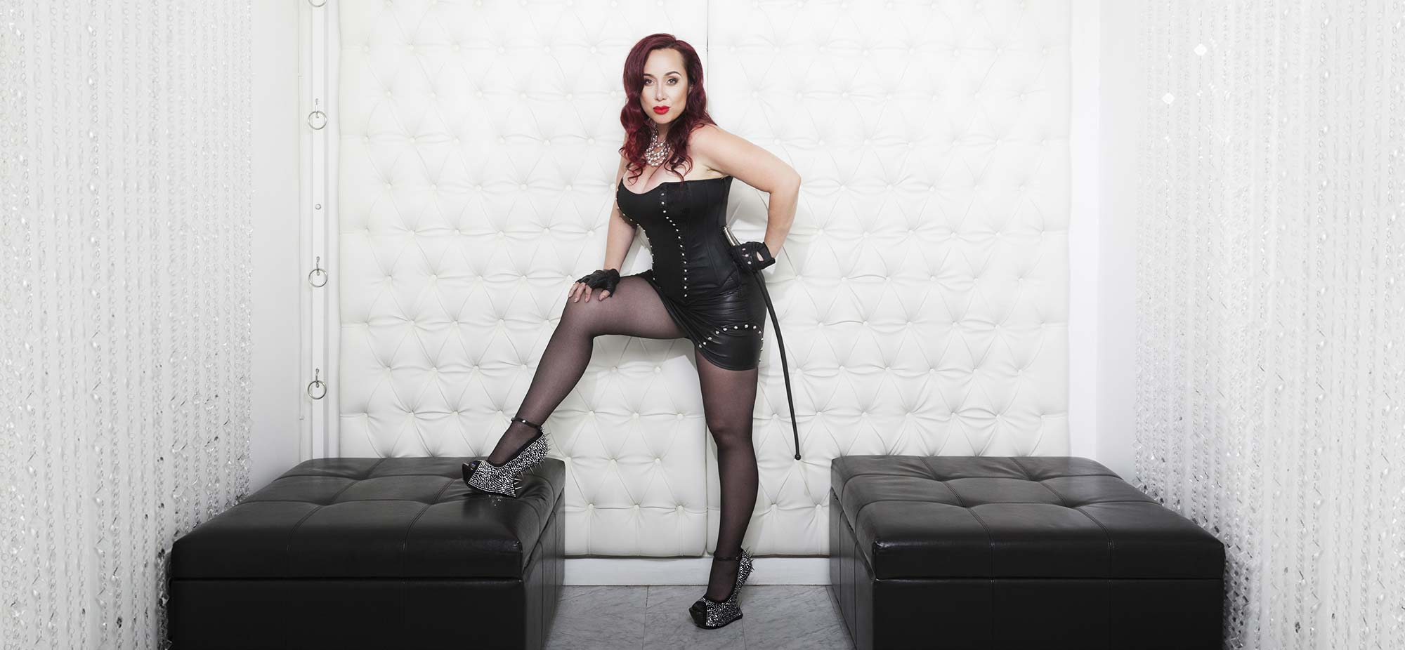 Mistress Daria Dallas Dominatrix | Domina Daria | BDSM Texas