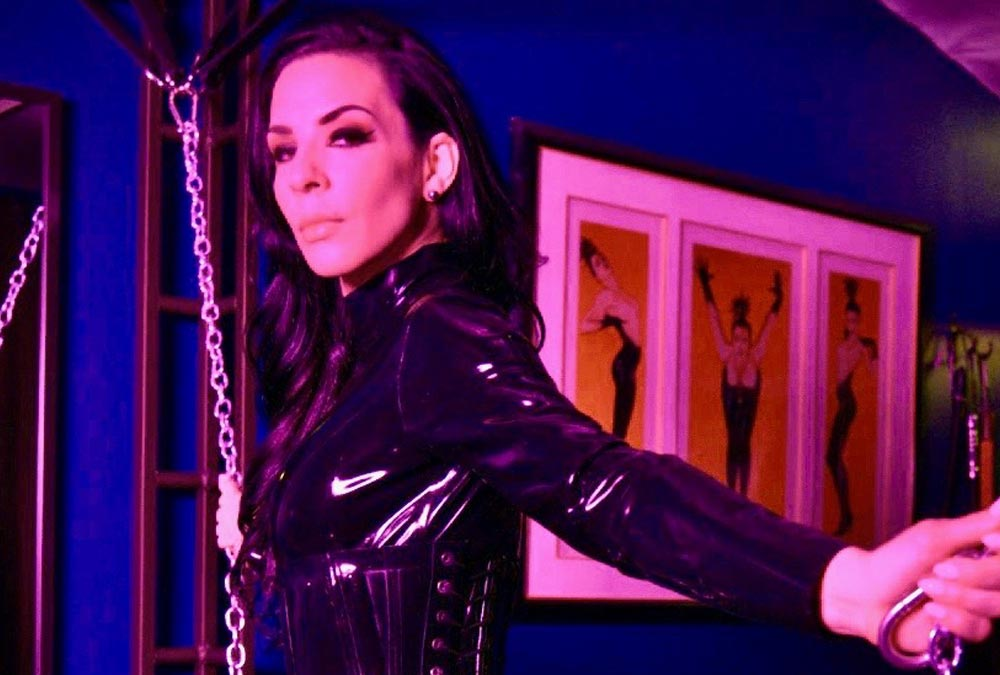 Mistress Eustacia Black Visits The Meridian Dallas Dungeon 2/2-2/7